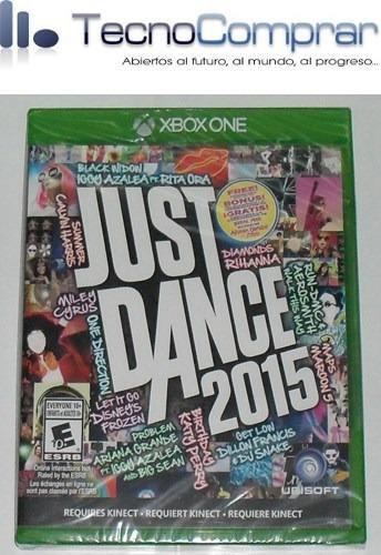 just dance 2015 nuevo!!! sellado envios a todo el pais
