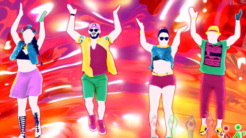 just dance 2016 juego ps3 playstation 3