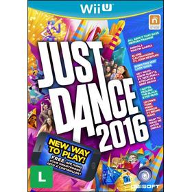 Just Dance 2016 Lacrado Oferta! Loja Física!