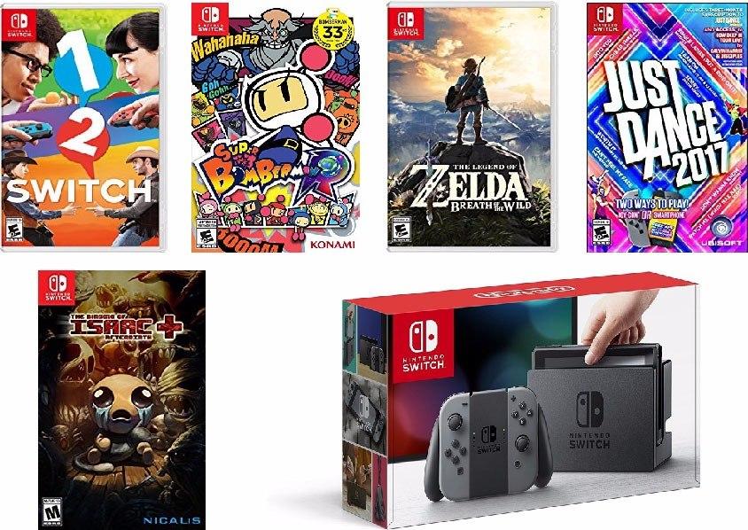 Just Dance 2017 Juego Nintendo Switch Nuevos Varieda Desde U S 49
