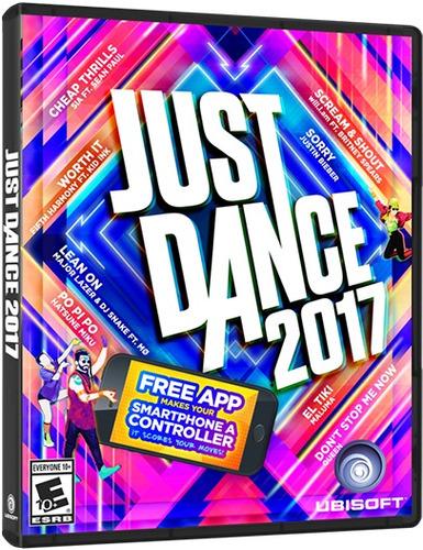 just dance 2017 juego ps3 playstation 3 original