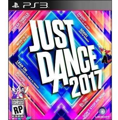 just dance 2017 ps3 nuevo sellado