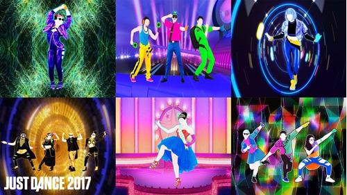 just dance 2017 wii nuevo