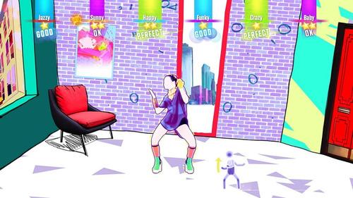 just dance 2017 xbox 360 jogo