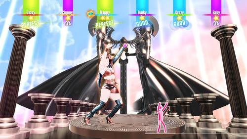 just dance 2017 xbox 360 jogo original lacrado mídia física