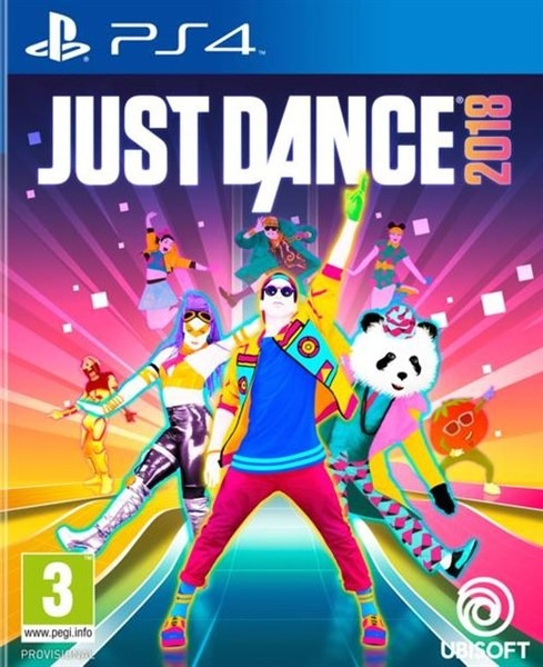 Just Dance 2018 Juego Ps4 Playstation 4 Digital 1 122 53 En