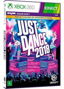Just Dance 2018 - Xbox 360 - Novo - Mídia Física - Lacrado