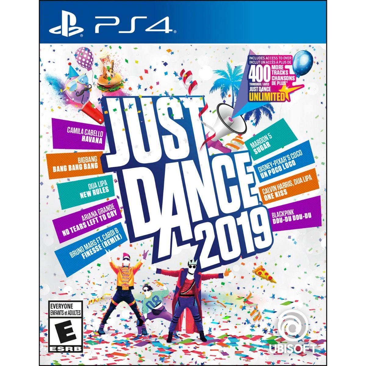 Just Dance 2019 Juego Fisico Ps4 Nuevo Original Espanol 2 200 00