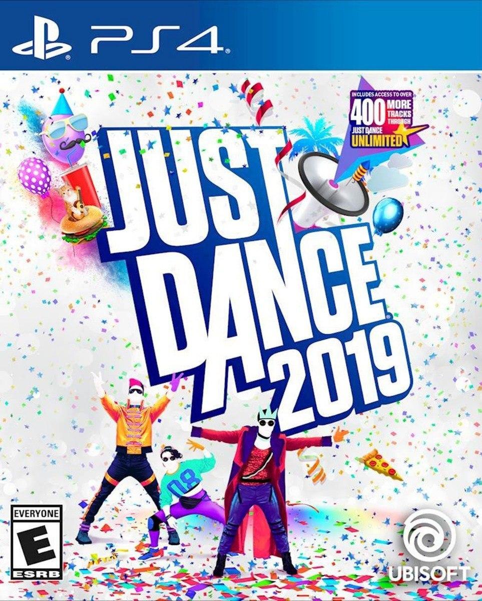 Just Dance 2019 Juego Fisico Ps4 Nuevo Original Estreno 2 700 00