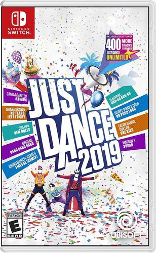 just dance 2019 / nintendo switch