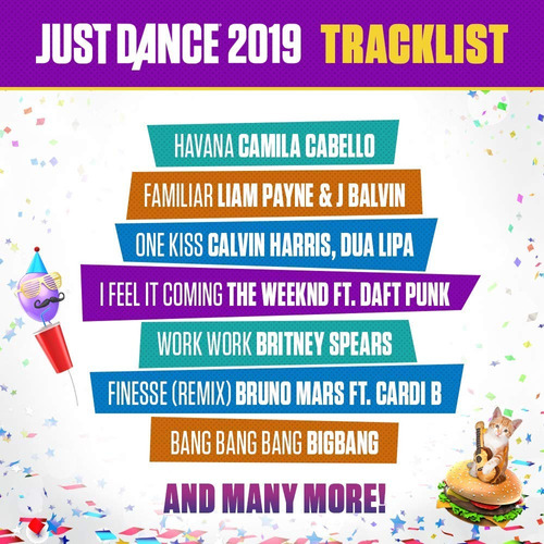 just dance 2019 nintendo switch disponible