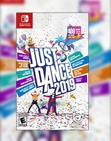 Just Dance 2019 Nintendo Switch Fisico Audiojuegos 42 990 En