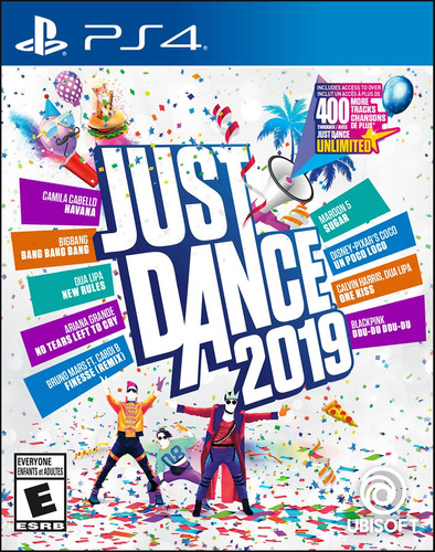 just dance 2019 nintendo switch - s/.129