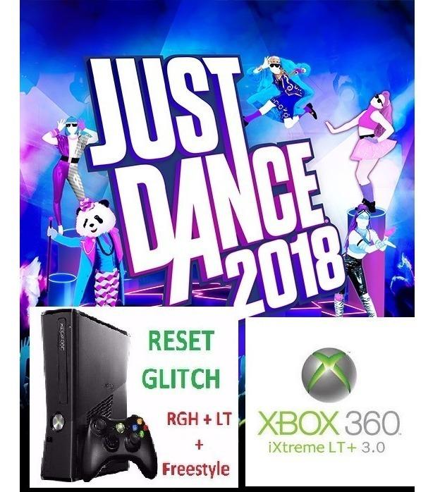 Just Dance 2019 Ou 2018 Xbox Lt3 0 Ou Rgh + Brinde