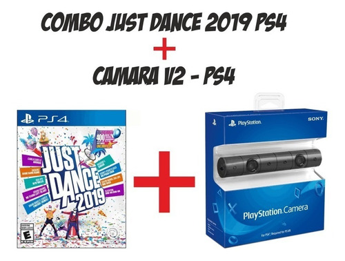 just dance 2019 ps4 combo fisico sellado just dance 2019