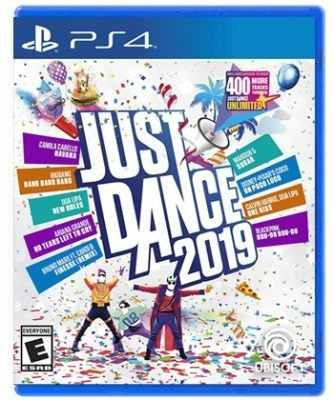 just dance 2019 - ps4 juego físico - sniper games