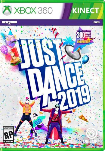just dance 2019 xbox 360 nuevo