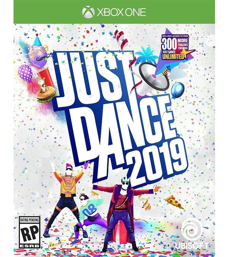 just dance 2019 / xbox one / n0 codigo / modo local