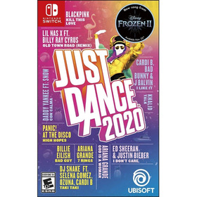 Just Dance 2020 -juego Fisico - Nintendo Switch - Sniper.cl