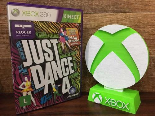 just dance 4 xbox 360 mídia física original envio imediato