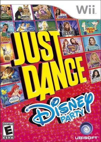just dance disney party wii br wii ubisoft p. entrega jogo