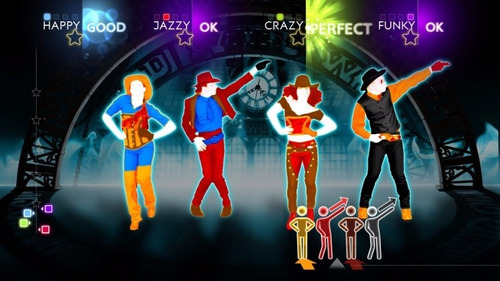 just dance juego ps3