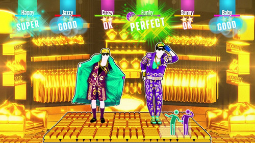 just dance juego ps4