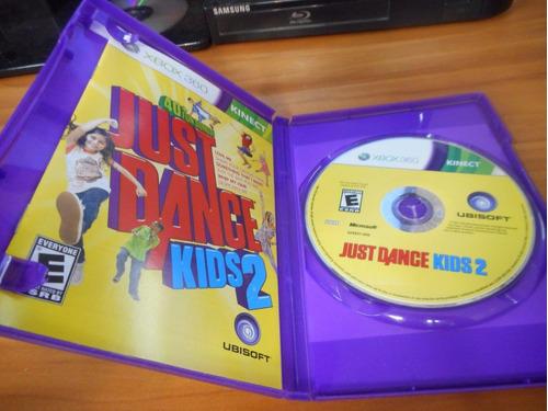 just dance kids 2 xbox 360 envio gratis