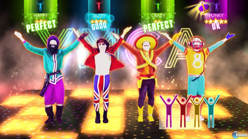 just dance ps3 juegos