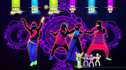 just dance wii con