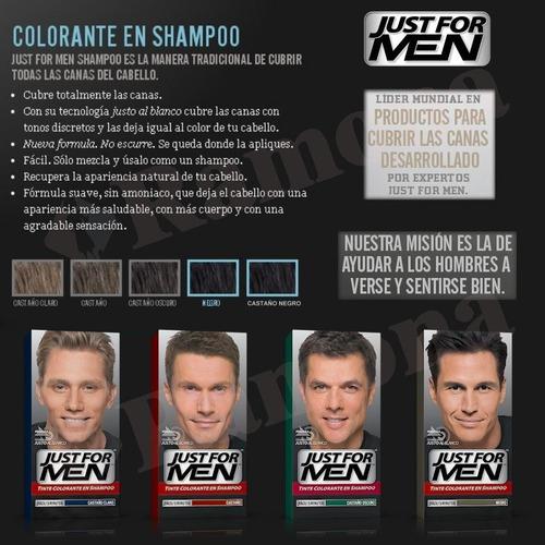 just for men tintura cabello