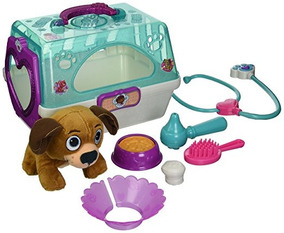 Just Doctora Juguetes Carrier Play Findo Toy Pet Hospital Fe 4A5R3jL