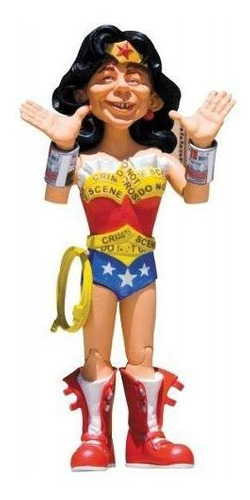 just-us league of stupid heroes series 2 - dc collectibles