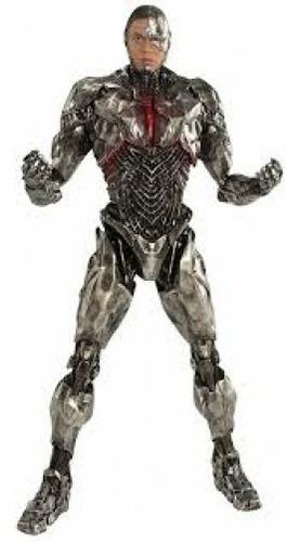justice league cyborg - artfx statue