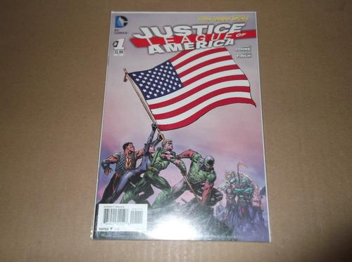 justice league of america #1 dc