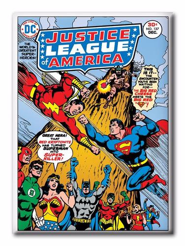 justice league of america 137 ima decorativo - bonellihq f19