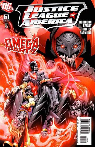 justice league of america: omega