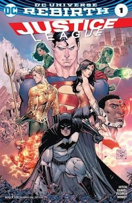 justice league vol 3 cómics digital español