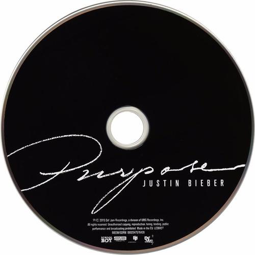 justin bieber - purpose ( deluxe) álbum digital - lt