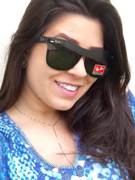 8946736f808dd justin ray ban óculos sol · óculos de sol justin blaze ray ban original  masculino unisex