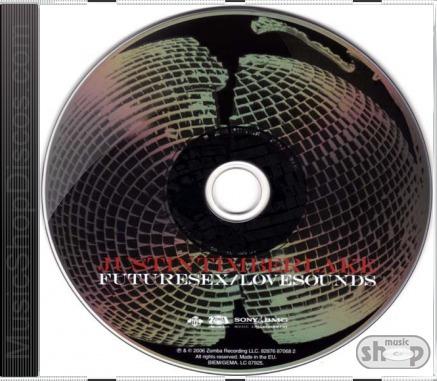 Cd future love sex sound