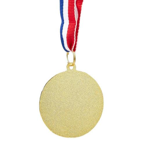 juvale - medallas de oro para ftbol o natacin, 12 unidad