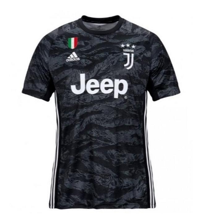 2f8f1dc0e05d3 Juventus Gk 2020 - #77 Buffon, #1 Szczesny, #21 Pinsoglio - R$ 169 ...