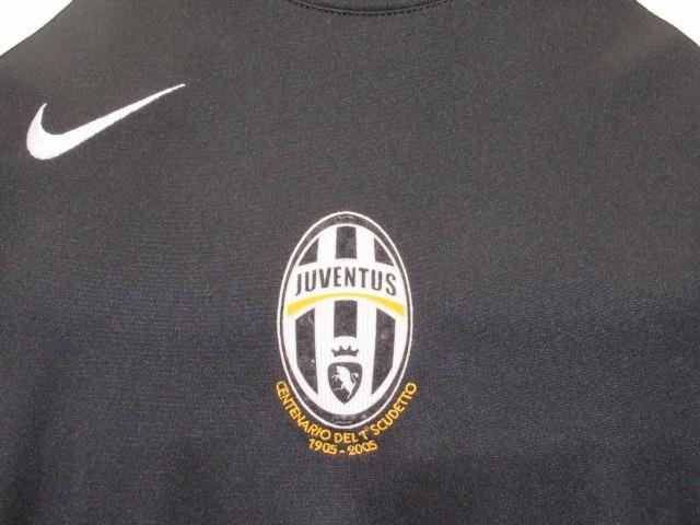 juventus itália camisa futebol · camisa futebol do juventus da itália colete  - 2005 - nike 9ec394c6a66d0
