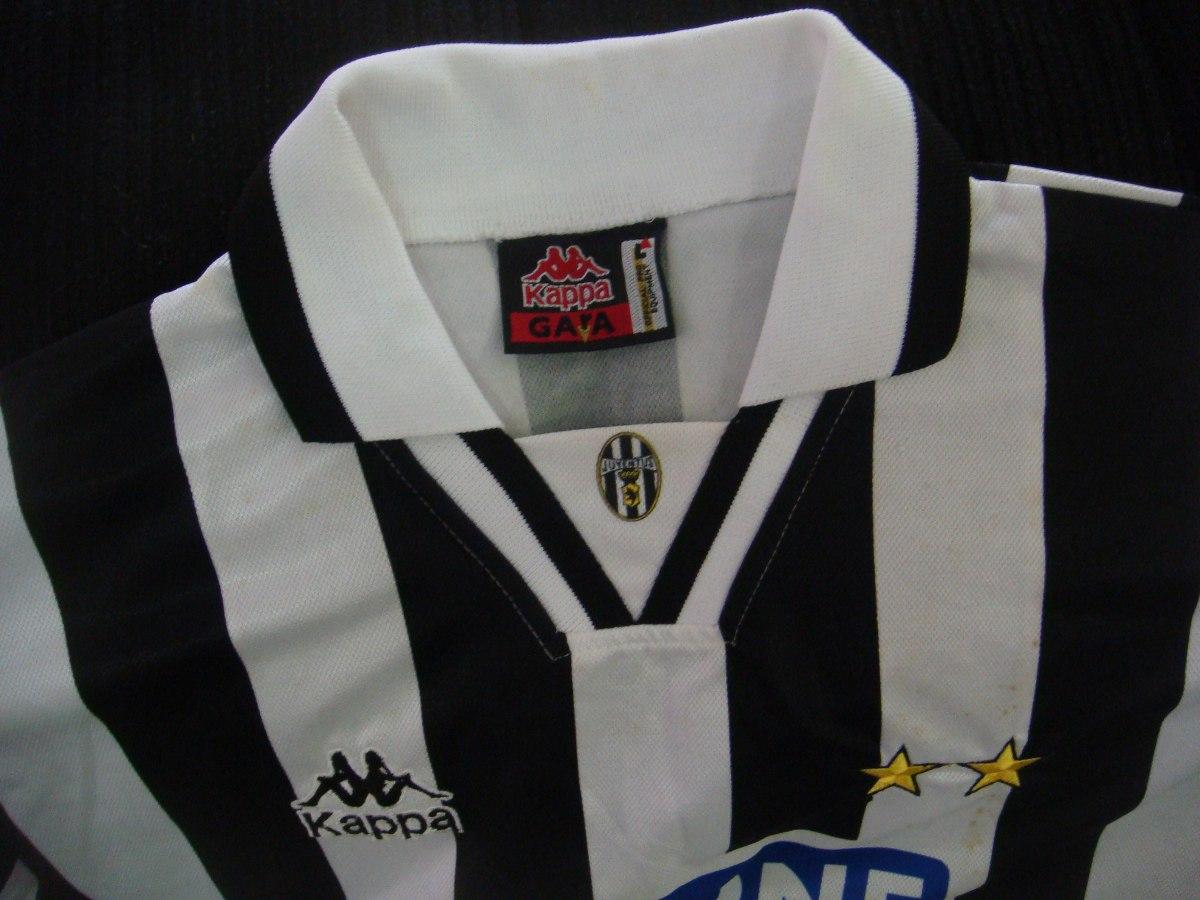 Camisa Futebol Juventus Turim Italia Kappa Juventus 555 - R  839 b7834fe2cd3a0