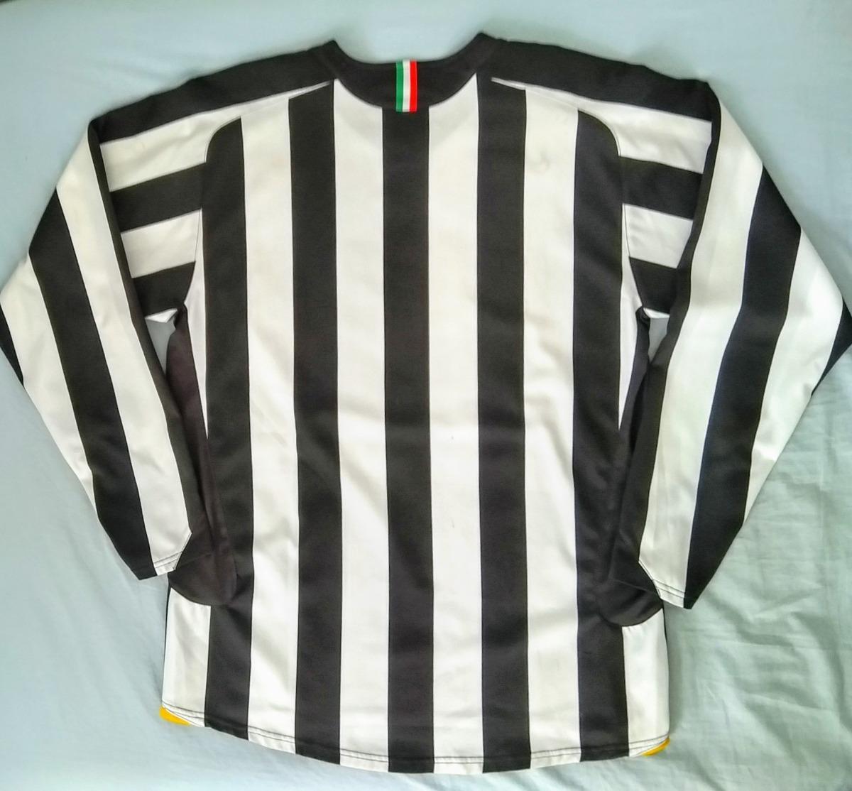 best cheap acde9 64322 Juventus Manga Larga 2005 Jersey Nike Zlatan