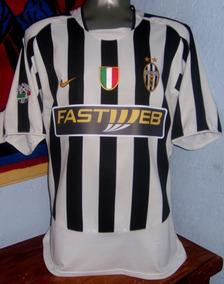 big sale 6c2f3 4fd97 Juventus Nike 2003 Serie A Lega Calcio Alessandro Del Piero