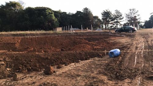 jv compre o seu terreno 500m2 e comece a construir em ibiúna