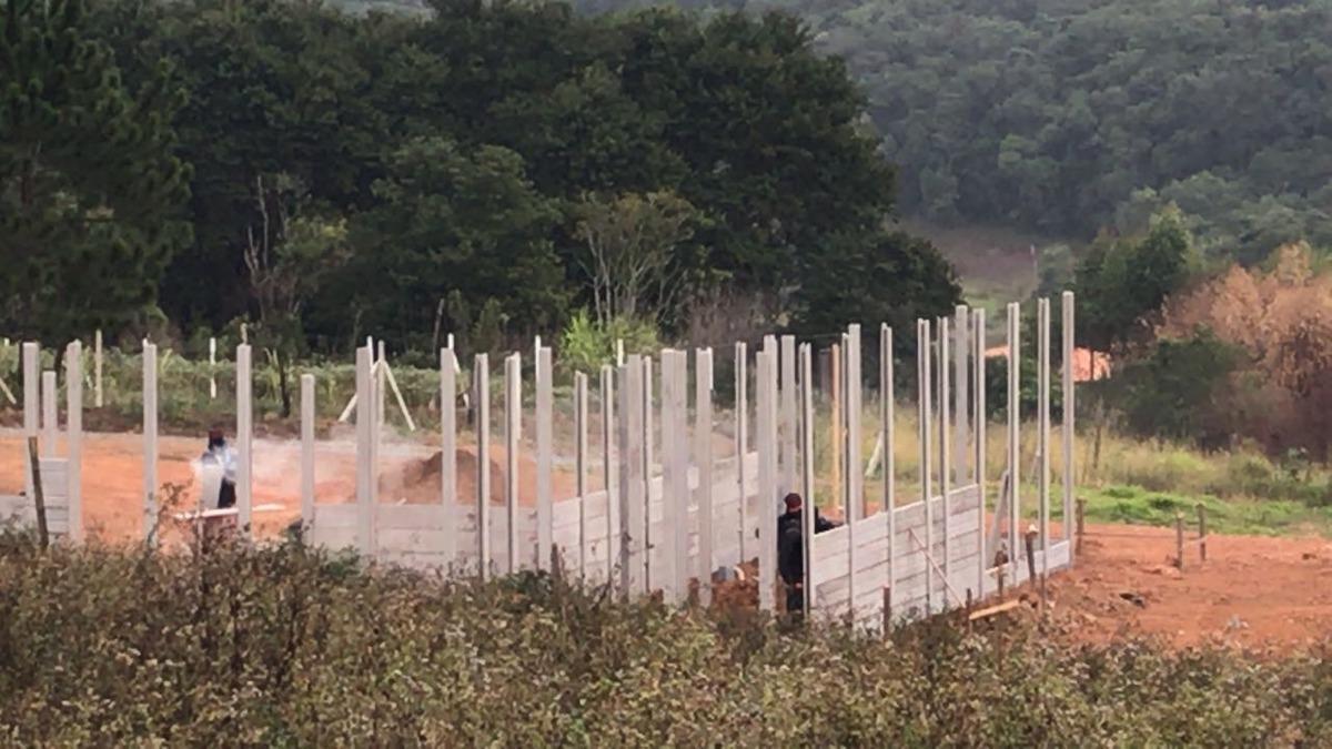 jv compre terreno de 1000m2 c/infraestrutura r$45 mil