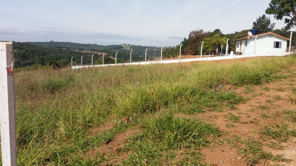 jv excelente terrenos planos 45 mil c/água e luz-portaria